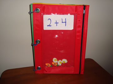 Pencil Pocket Book